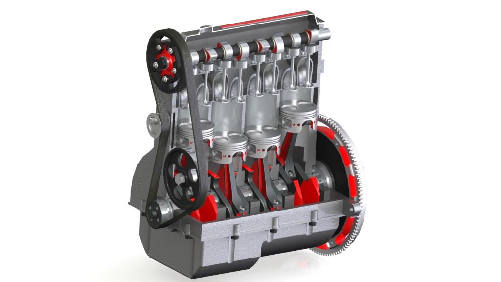 Mechanical engineering car engine - photo#21