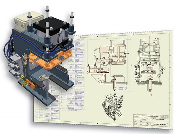 Autodesk-Inventor-vykres